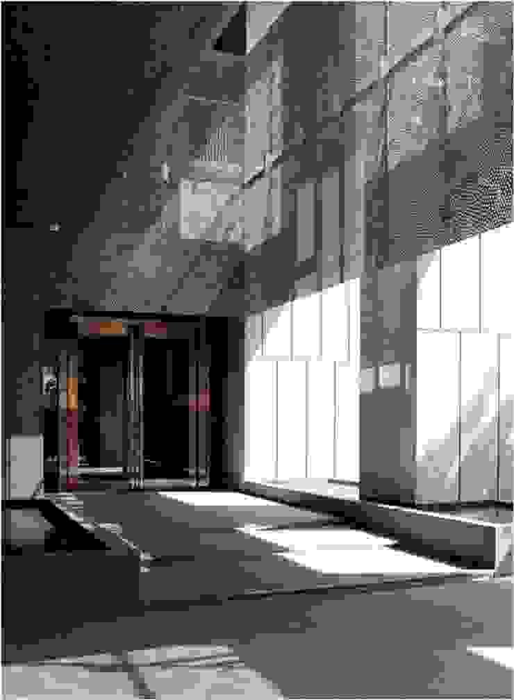 晶英酒店大廳設計 樸木聯合建築師事務所 飯店