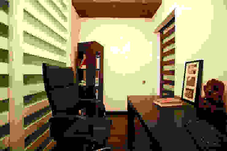 Estudios y despachos de estilo industrial de Irina Yakushina Industrial