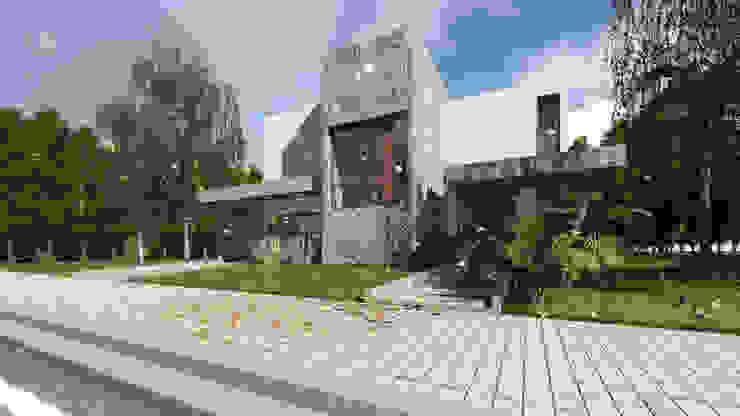 Maisons modernes par GUG S.R.L. Moderne