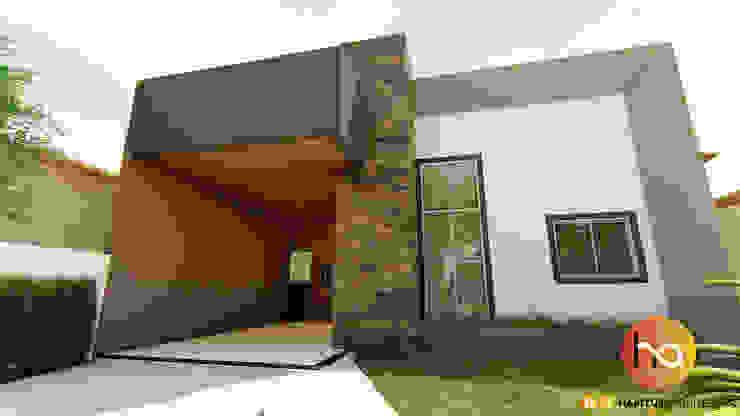 01 por Habitus Arquitetura Moderno Concreto