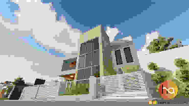 03 por Habitus Arquitetura Moderno Concreto