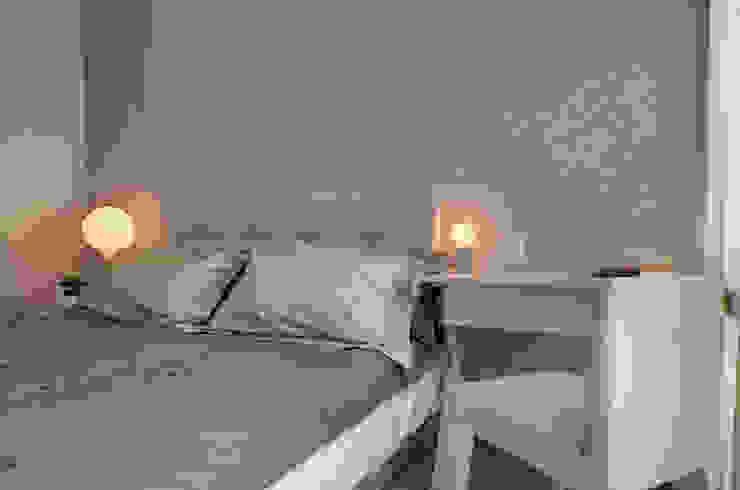 現代簡約 邑舍室內裝修設計工程有限公司 臥室