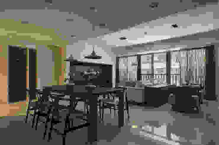 現代簡約 邑舍室內裝修設計工程有限公司 餐廳