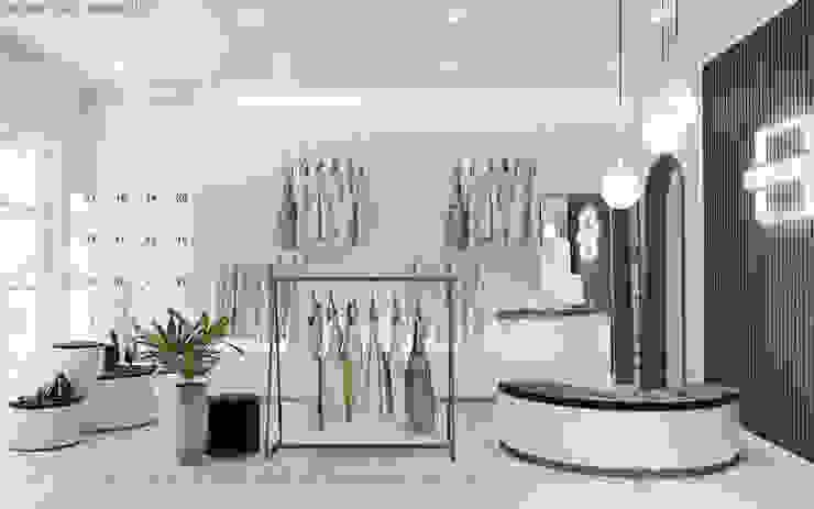 Thiết Kế Nội Thất Nhà Phố Kết Hợp Fashion Shop (Ho18102) bởi Bel Decor