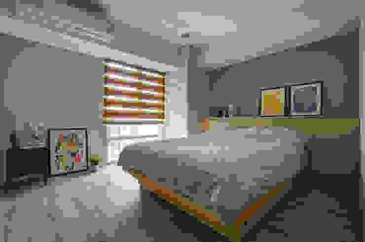 質樸溫潤 根據 邑舍室內裝修設計工程有限公司 日式風、東方風
