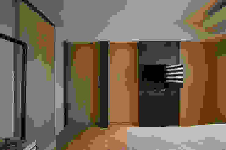 質樸溫潤 邑舍室內裝修設計工程有限公司 臥室