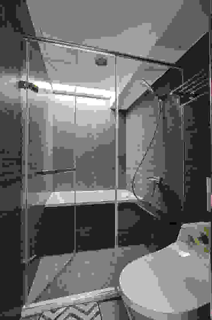 質樸溫潤 邑舍室內裝修設計工程有限公司 浴室