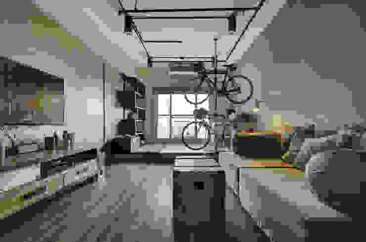 輕工業風 根據 邑舍室內裝修設計工程有限公司 工業風