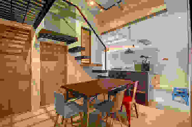 趣味空間 邑舍室內裝修設計工程有限公司 餐廳