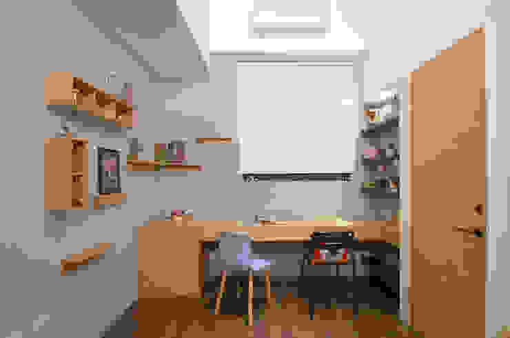 趣味空間 邑舍室內裝修設計工程有限公司 嬰兒房/兒童房