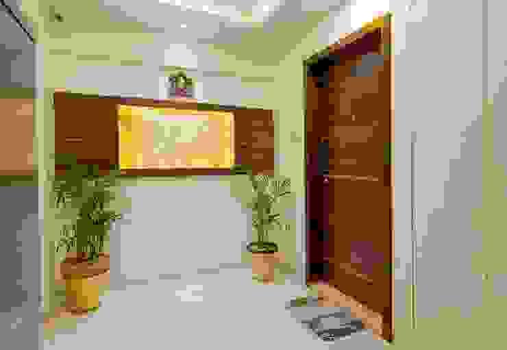 Residential Interior Designers In Pune Olive Interiors 陽台、門廊與露臺 家具