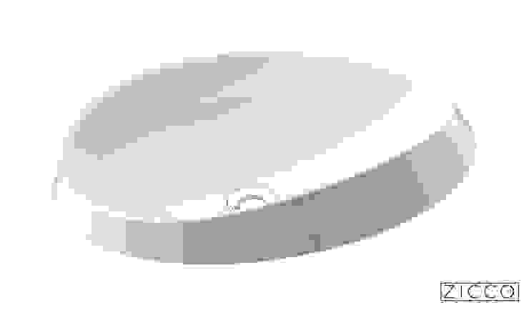 Waschbecken Gaudi III Moderne Badezimmer von ZICCO GmbH - Waschbecken und Badewannen in Blankenfelde-Mahlow Modern Marmor