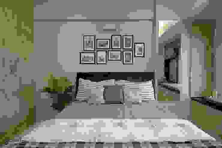 CanvasInc architecture | interiors Small bedroom