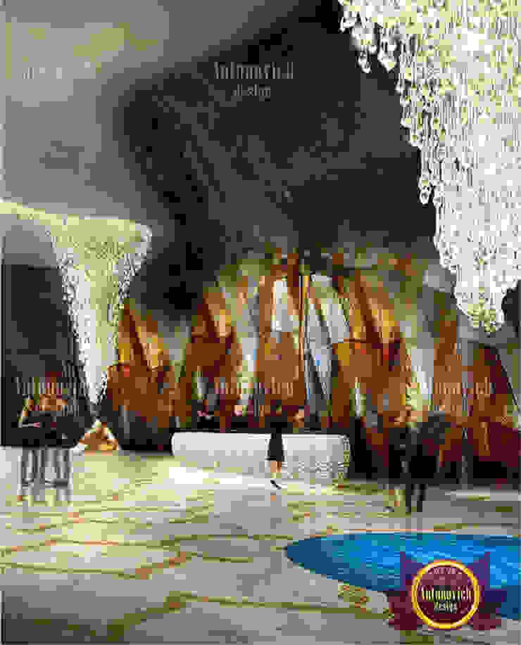 Gigantic Impressive Chandelier Design by Luxury Antonovich Design