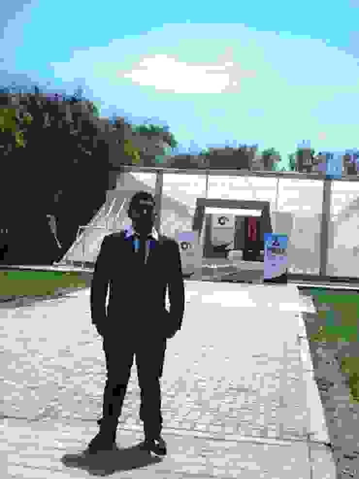 Maestro de obra de G&A s.a Moderno Concreto reforzado
