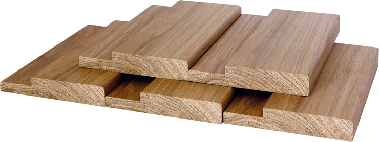 by Grupo Corpe® Modern Solid Wood Multicolored