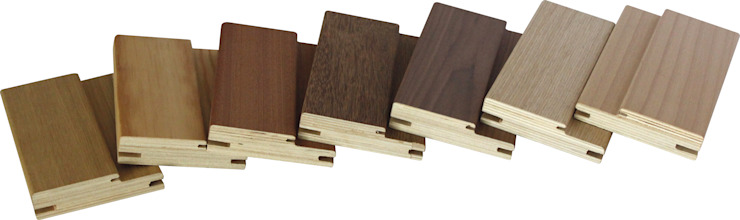 by Grupo Corpe® Modern Plywood