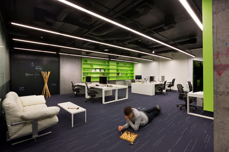 FLA 3 в офисе MacPaw Planika Офіс