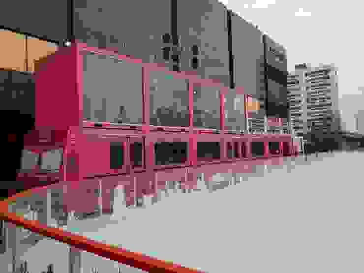 스케이트장 휴게소: TCS (티씨에스)의 현대 ,모던