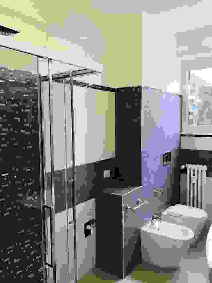 Omnia Multiservizi - Roma Invest Modern Bathroom