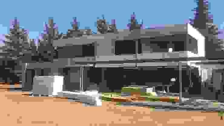 proyecto casa NUA Brisas de Chicureo de Constructora CYB Spa Mediterráneo