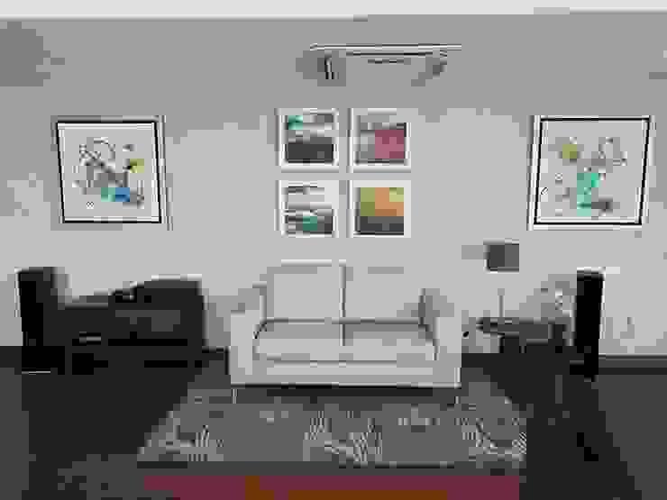 Sala Después de Alicia Ibáñez Interior Design