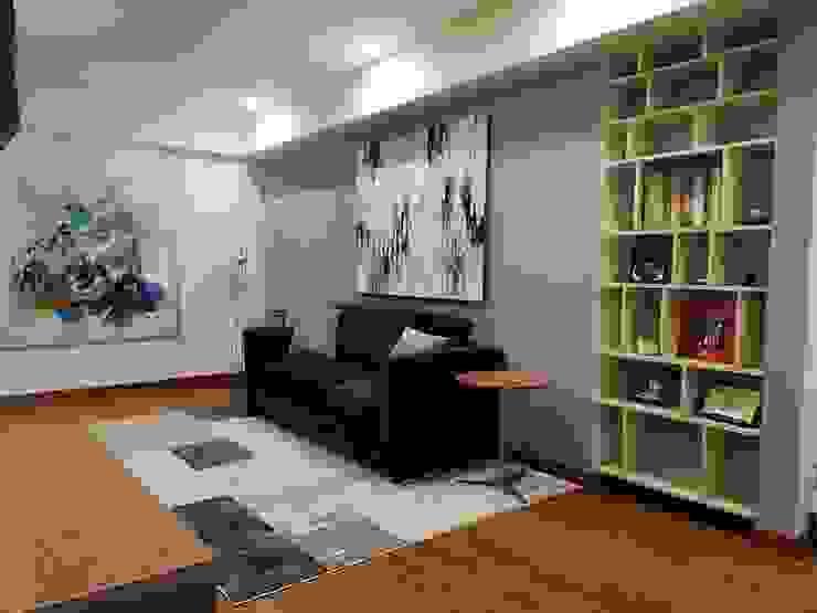 Diseño e Implementación de Mobiliario de Alicia Ibáñez Interior Design