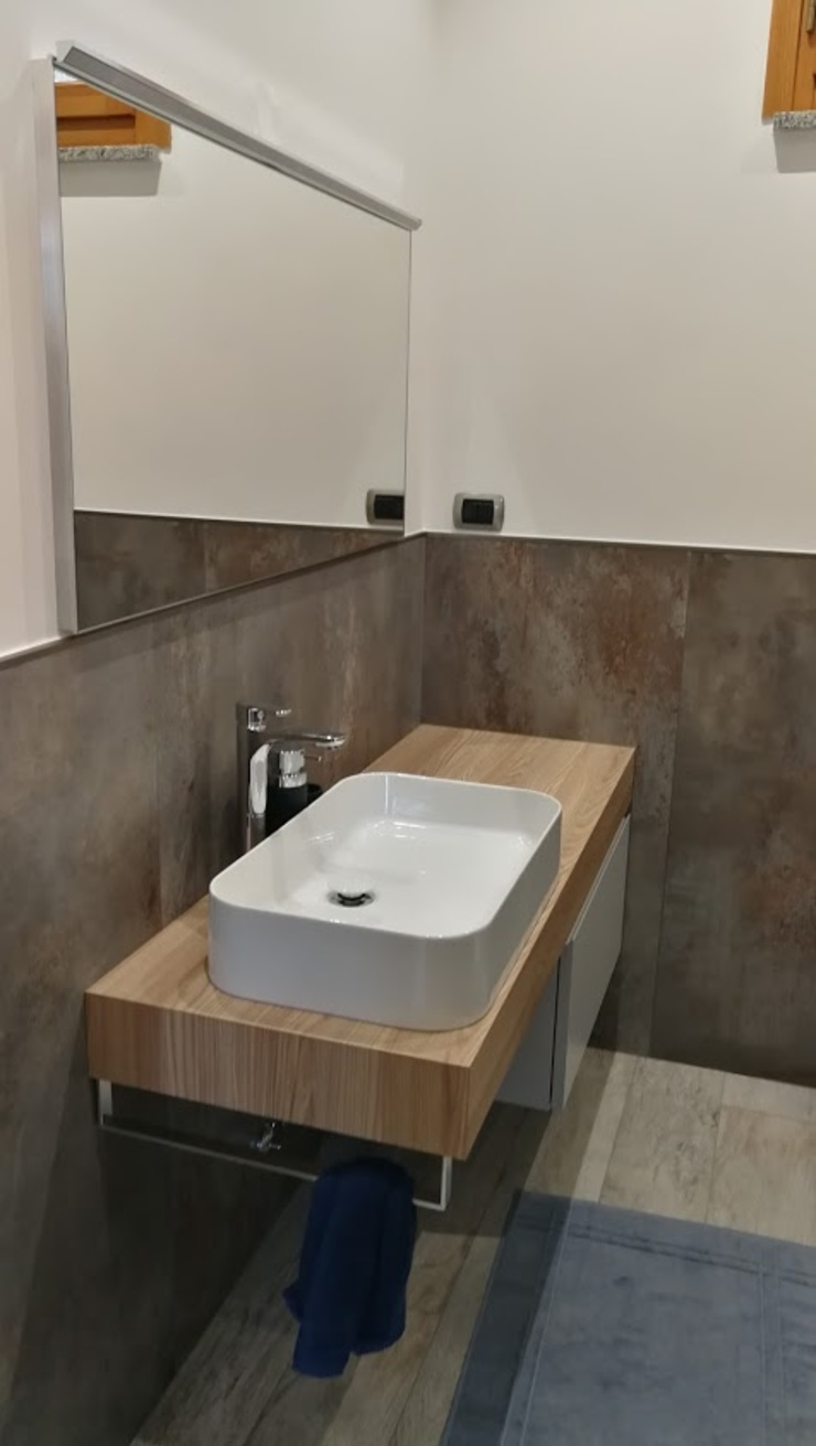 Moderne Badezimmer von Formarredo Due design 1967 Modern