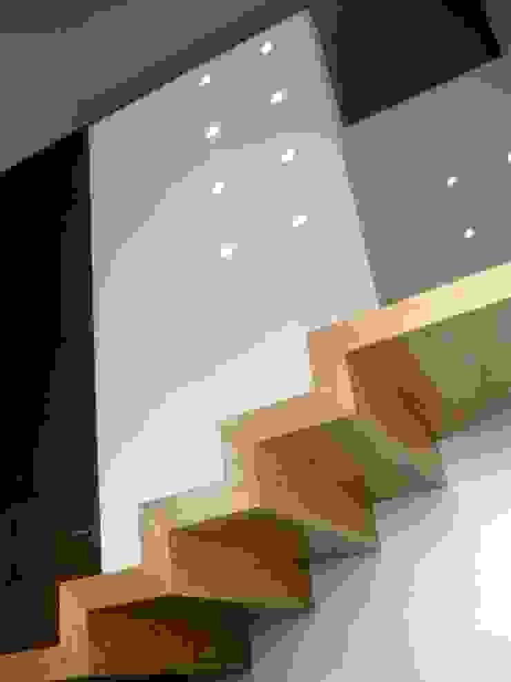 Taller A3 SC Tangga Kayu Wood effect