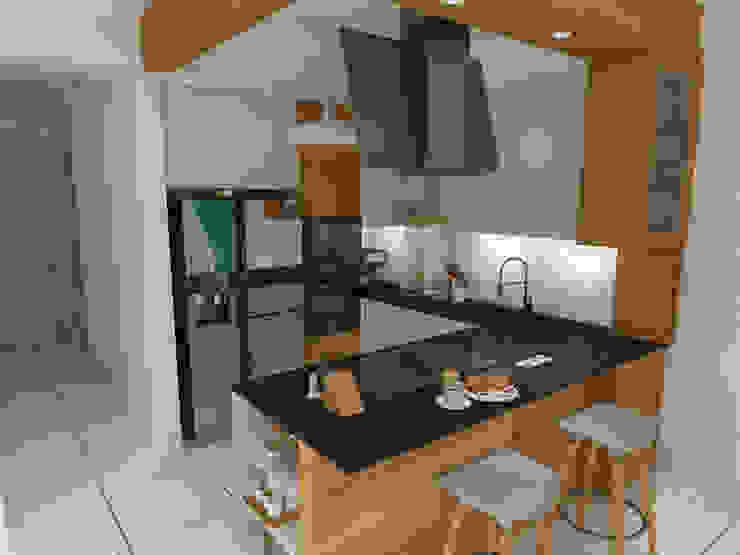 par LS Arquitectura, diseño y acústica Moderne Quartz
