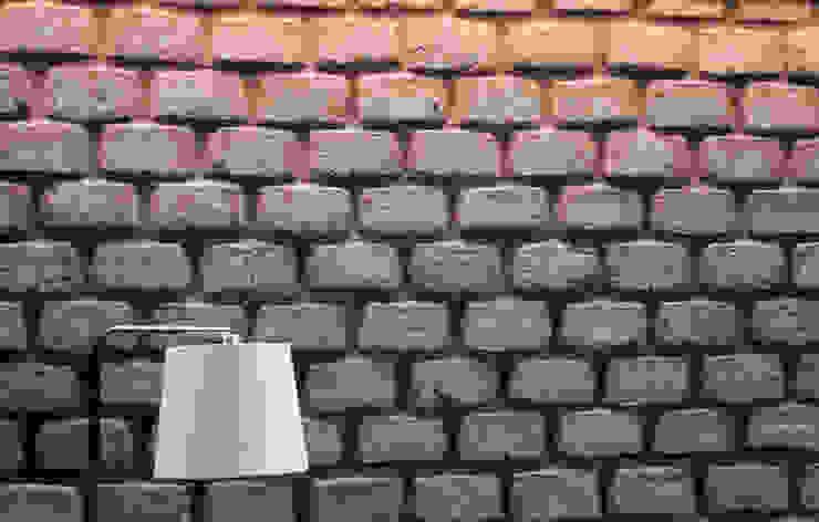 CASA MALLARAUCO - diseño y construcción - Mallarauco / Melipilla / Santiago Paredes y pisos modernos de ALIWEN arquitectura & construcción sustentable - Santiago Moderno