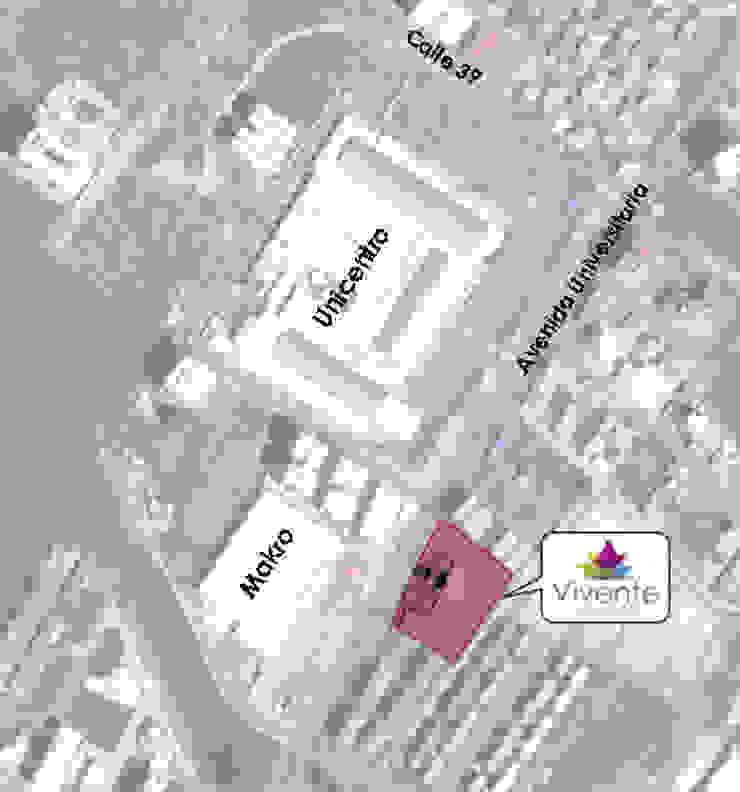 GONZALEZ & LEON ARQUITECTOS SAS Villa a schiera Laterizio