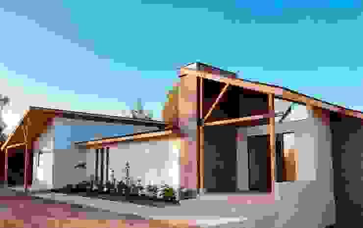 Casa MT,Valle Alegre ,Quintero. de Camps Arquitectura Moderno