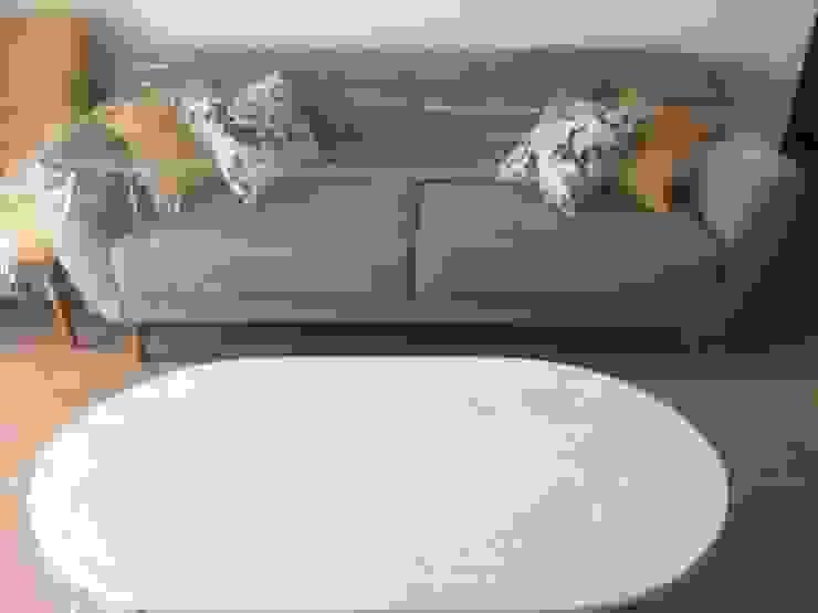 PROYECTO EXCELLENCE - SALA de NF Diseño de Interiores Escandinavo