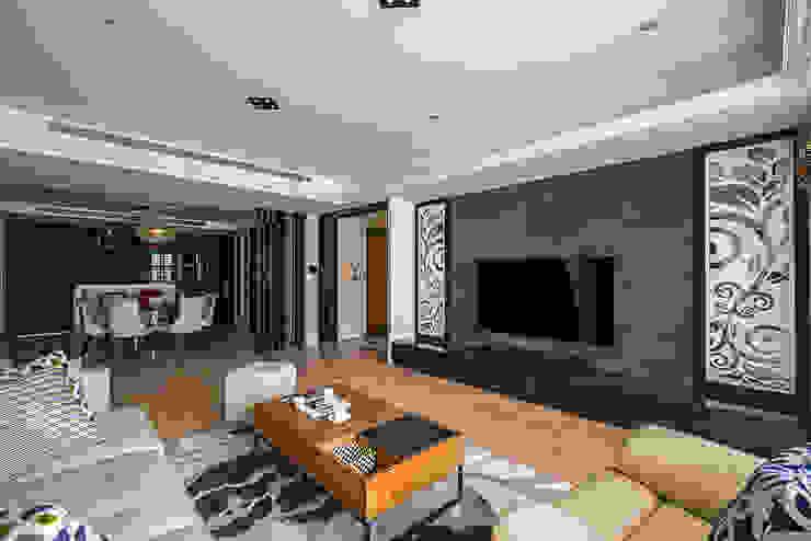 典雅鄉村-霞公錧 根據 富亞室內裝修設計工程有限公司 鄉村風 石板