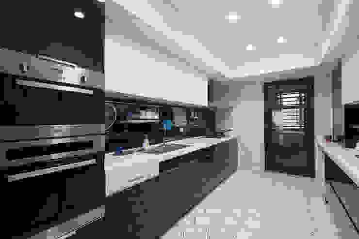典雅鄉村-霞公錧 根據 富亞室內裝修設計工程有限公司 現代風 MDF