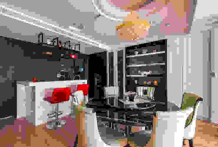 典雅鄉村-霞公錧 根據 富亞室內裝修設計工程有限公司 鄉村風 金屬