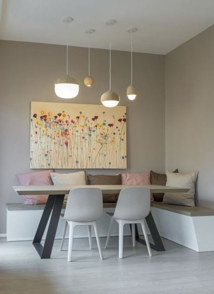 dining Modern dining room by decormyplace Modern Plywood