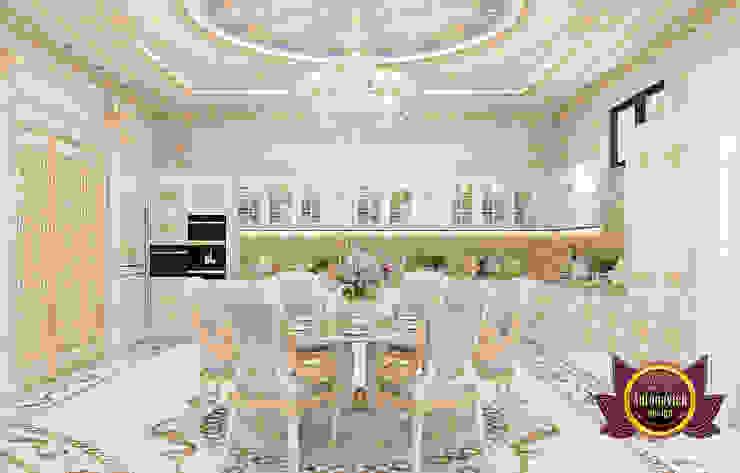 Top Interior Design Company UAE by Luxury Antonovich Design