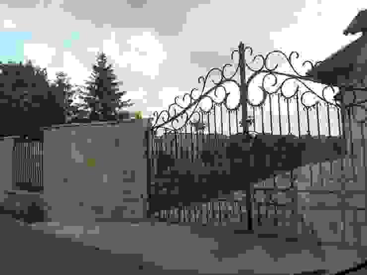Rakstal - Bramy i ogrodzenia Garden Fencing & walls