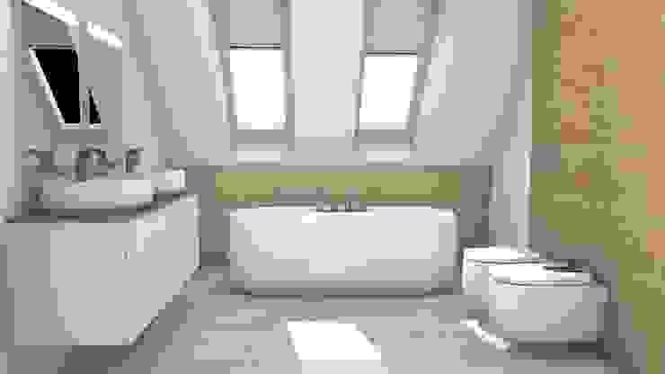 Modern bathroom by Blophome Modern