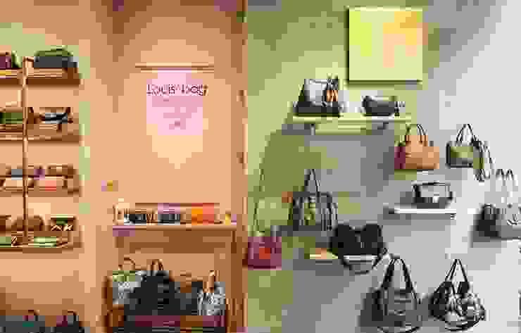 三重 Louis's Bag 根據 NO5WorkRoom 工業風