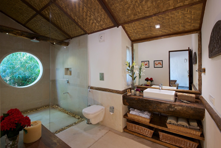 Bathroom Modern bathroom by Josmo Studio Modern