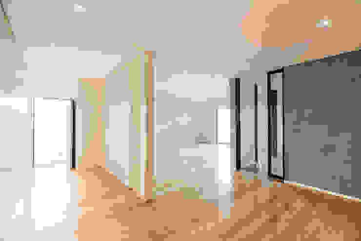 Sala | Cozinha - T3 em Leça da Palmeira - SHI Studio Interior Design ShiStudio Interior Design Salas de estar modernas