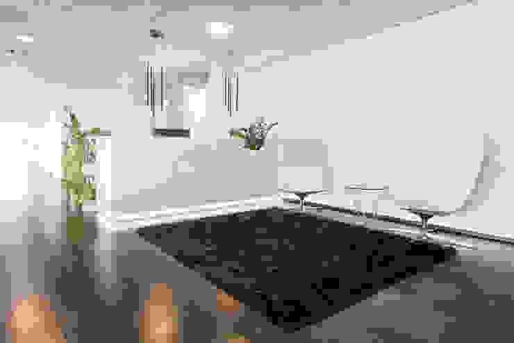 Empfangsbereich Moderne Bürogebäude von Kaldma Interiors - Interior Design aus Karlsruhe Modern