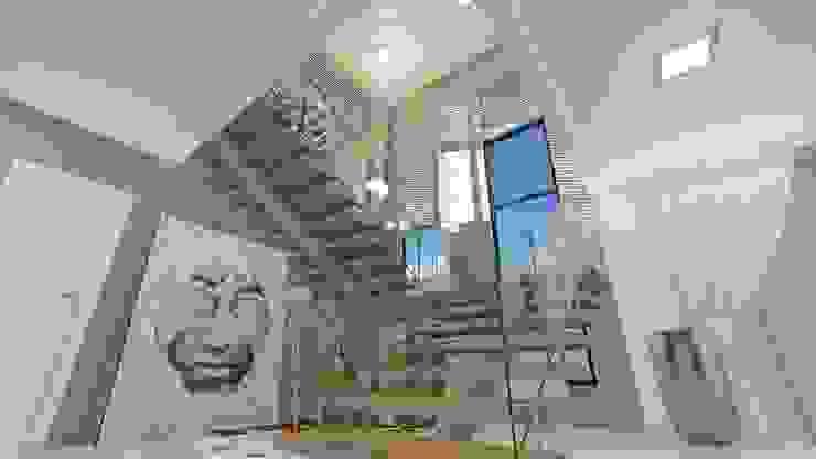 Casa Casal Buono 88 Arquitetura Escadas