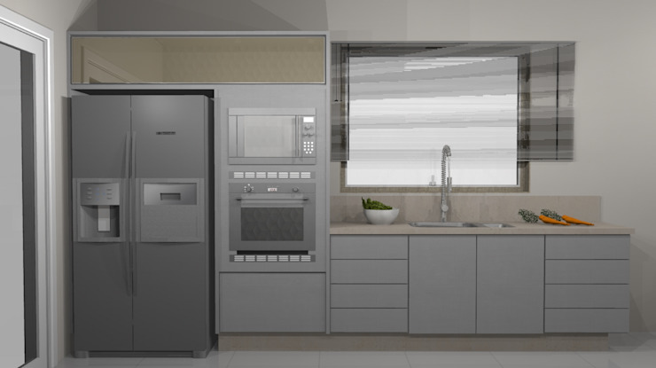 Modern kitchen by More Home Modern