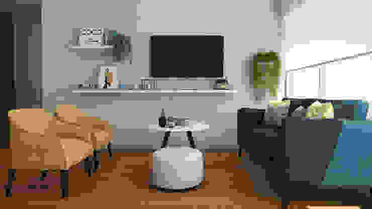 by NF Diseño de Interiores Scandinavian