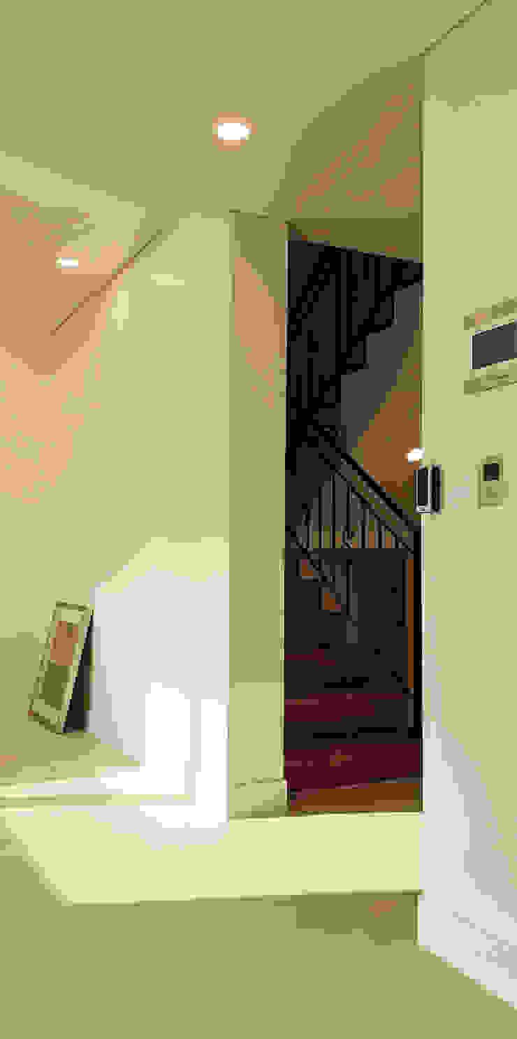 블랑브러쉬 Ruang Keluarga Modern