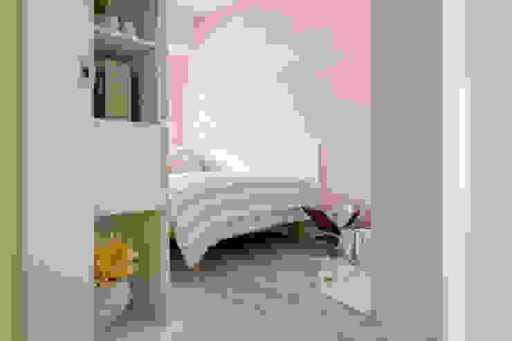 自然質樸-翊盛新天地 富亞室內裝修設計工程有限公司 牆面 MDF Pink